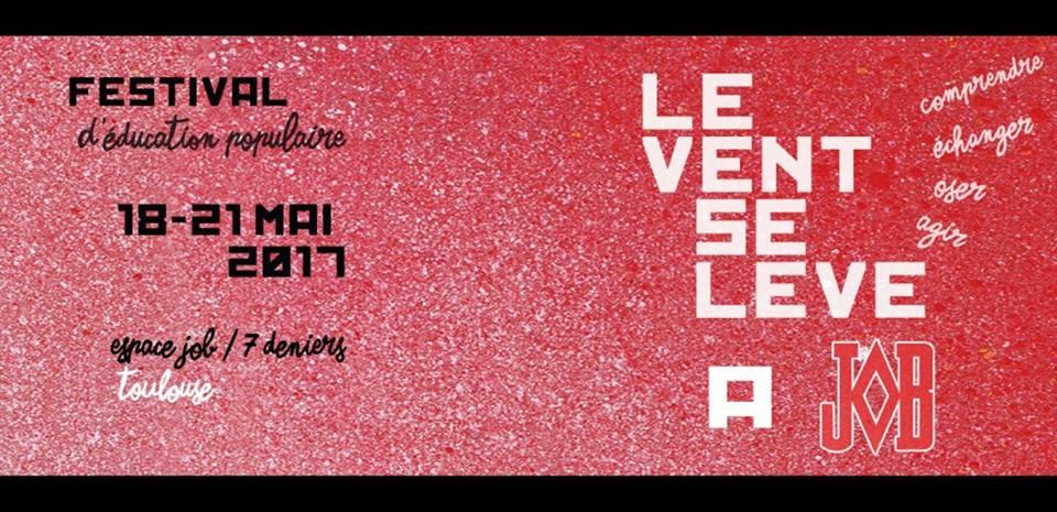 Les volté-es au festival le Vent se Lève (18-21 mai)