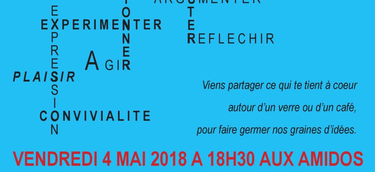 Bouillon de culture citoyenne – Vendredi 4 mai à 18h30