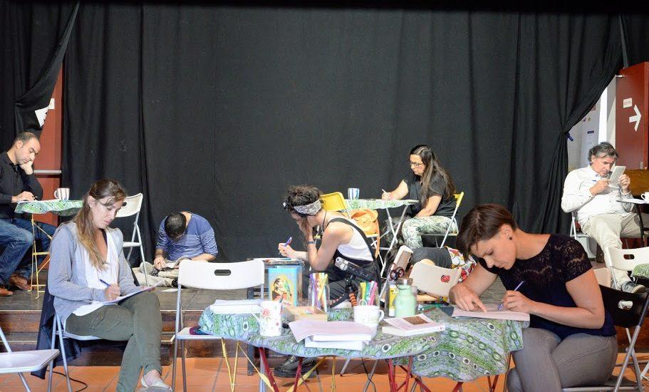 Les Ateliers d'Arpentage à la Cave Po' : saison 5 !
